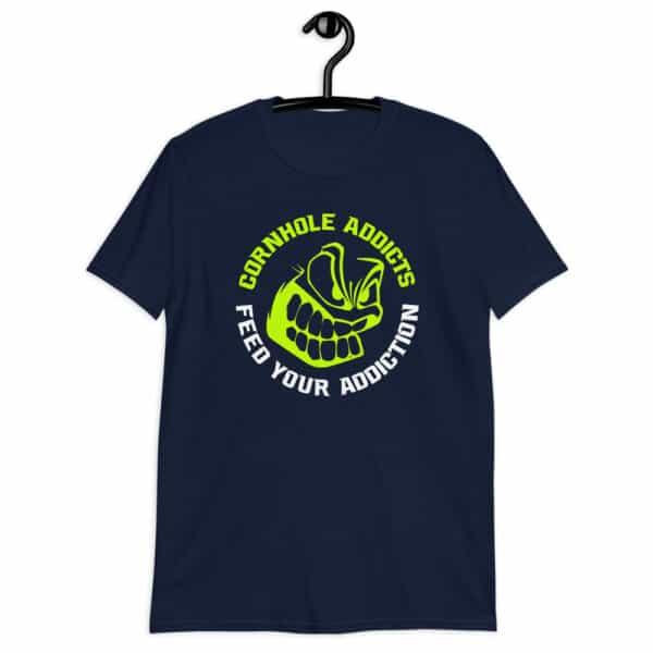 unisex basic softstyle t shirt navy front 61492f3131ee9