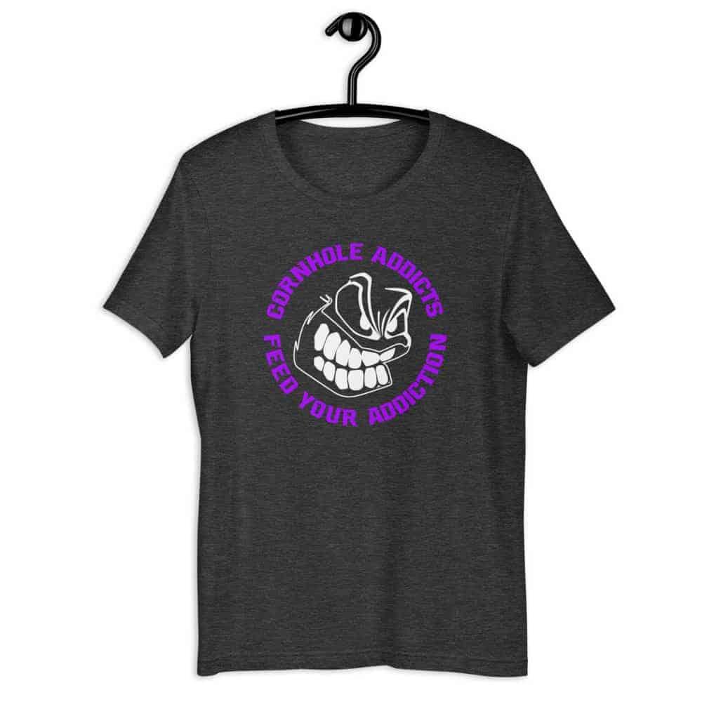 Purple Logo Unisex T-Shirt