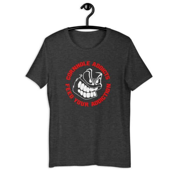 unisex staple t shirt dark grey heather front 6149eecbb5345