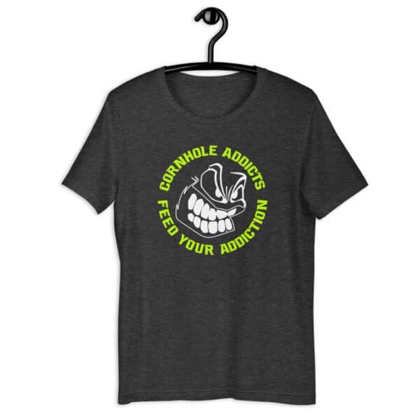 unisex staple t shirt dark grey heather front 6149ef7066312