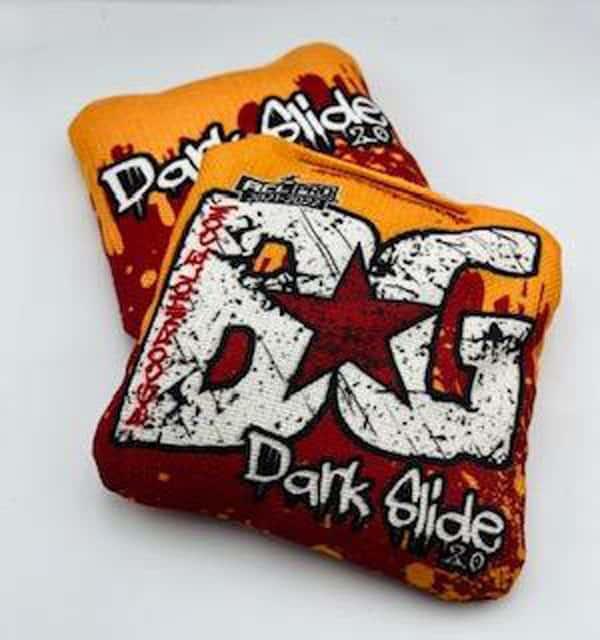 BG Dark Slide 2.0 Red