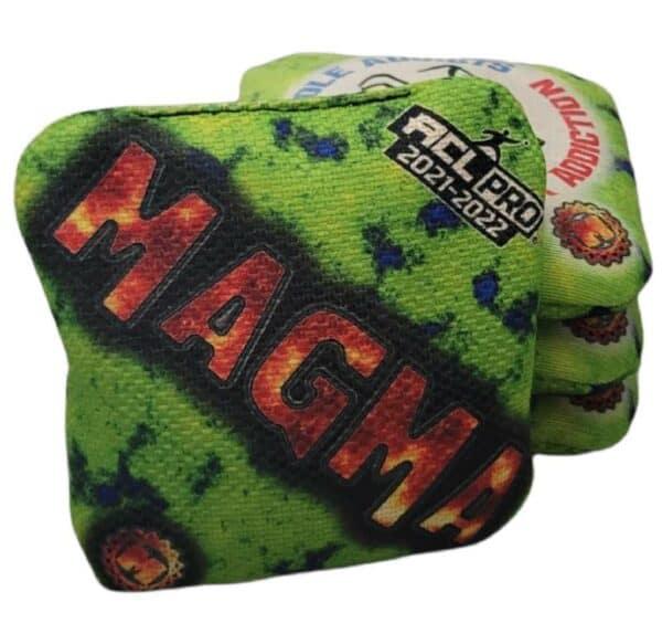 Magnum Cornhole Magma green